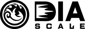 ダイヤスケールロゴ